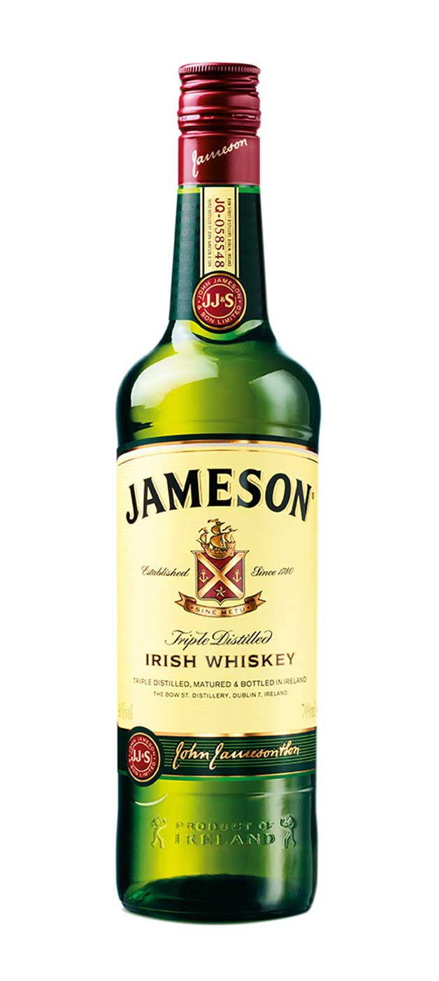 Whisky tasting notes jameson explore drinks for Jameson mixed drinks recipes